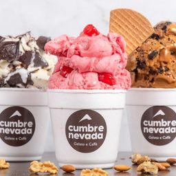 Cumbre Nevada Gelato e Churro