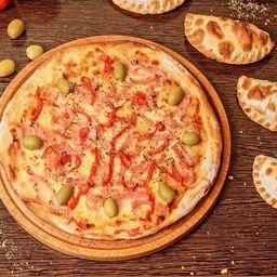 Cumbre Nevada Pizza Ed Empanadas