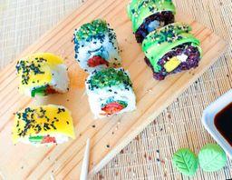 Vegan Appetite - Sushi Based Plant
