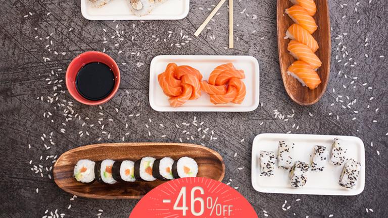 Logo Bunka Sushi