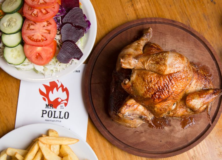 Logo Mr Pollo