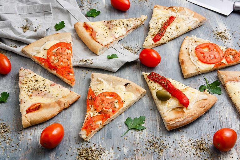 Logo Fábrica de Pizzas