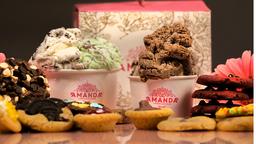 Amanda Cookies & Ice Cream