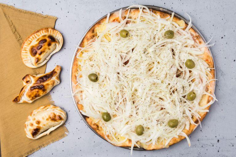 Logo Pizza más Pizza