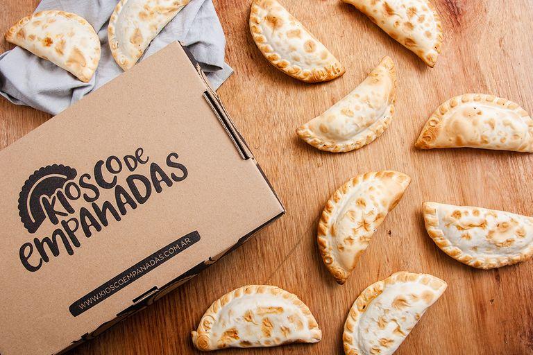 Logo Kiosco de Empanadas