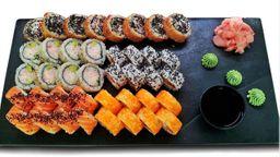 Le Sushi Burger