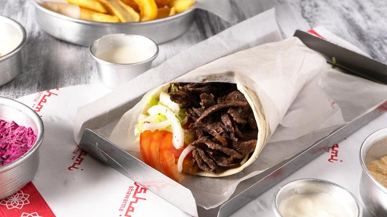Logo Shawarma Libano