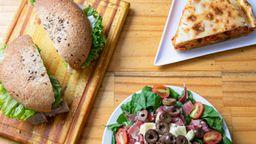 Manqui's Sándwich