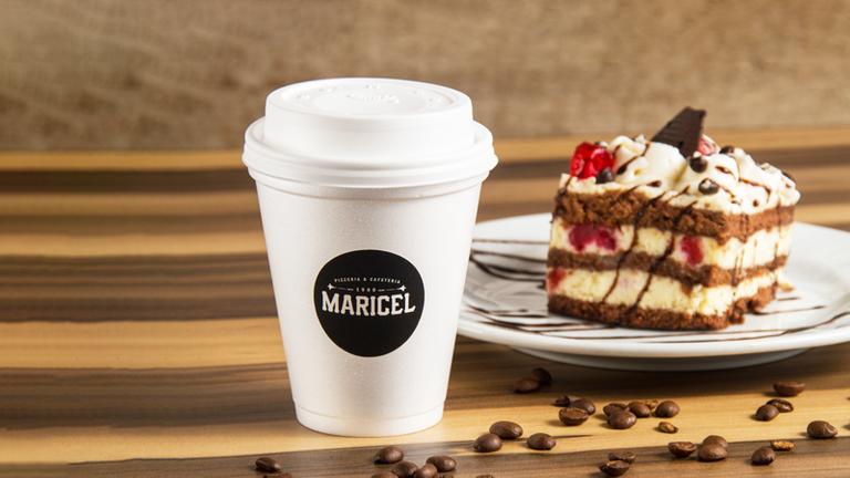Logo Maricel Café