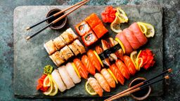 Nigata Sushi by Tek