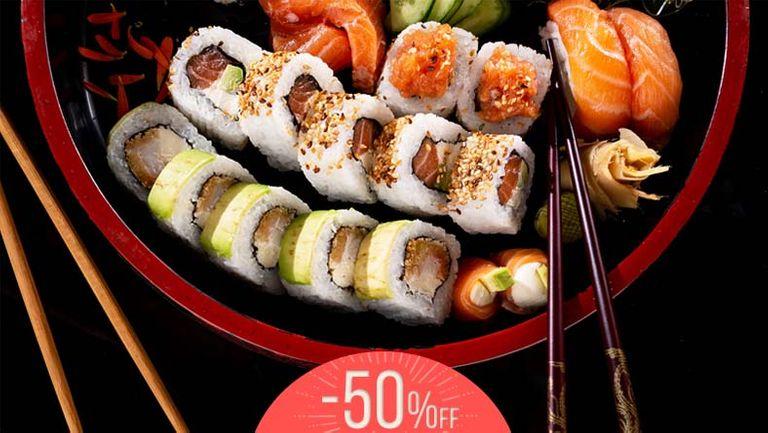 Logo Otaku Sushi