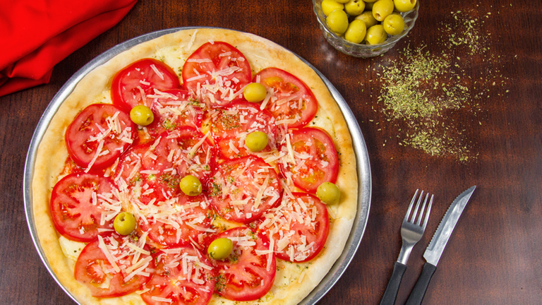 Logo Pizza Mandy