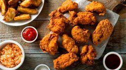 Pollo Frito Ba