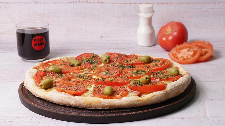 Logo Pizzeria Manu