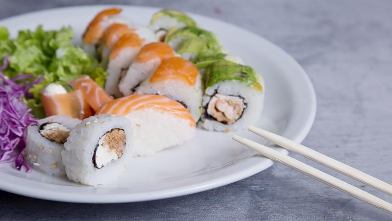 Logo Nippon Sushi Premium