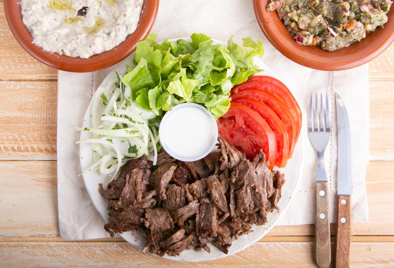 Logo Sultán Shawarma