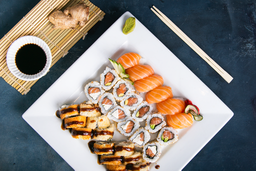 Sushi Gourmet Tamashi