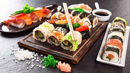 Sushi Oasis