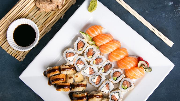Logo Sushi Gourmet Tamashi