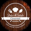 Dulce y Salado Gourmet background