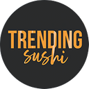 Trending Sushi background