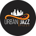 Urban Jazz Pizza background