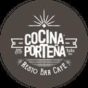 Cocina Porteña background