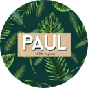 Paul 100% Vegetal background