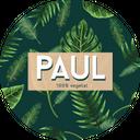 Paul 100% Vegetal background