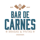 Bar de Carnes background