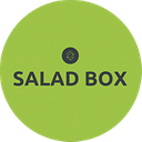 Salad Box background