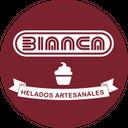 Heladería Bianca background