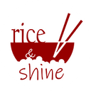 Rice and Shine background