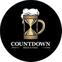 CountDown Beer & Food background