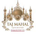 Taj Mahal Restaurante background