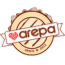 Love Arepa background