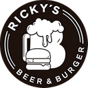 Rickys Beer & Burger background