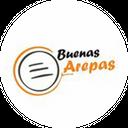Buenas Arepas background