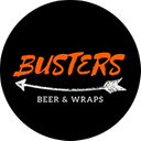 Busters Beer & Wraps background