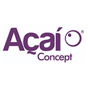 Acai Concept background