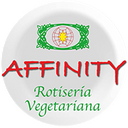 Affinity Vegetarian Food background