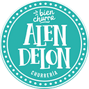 Alen Delon Churrería background