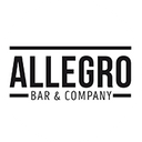 Allegro Bar background