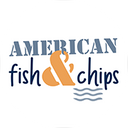 American Fish & Chips background