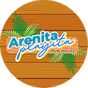 Arenita Playita Bar background