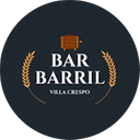 Bar Barril background