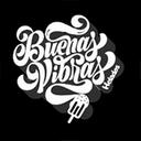 Buenas Vibras Helados background