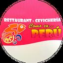 Como en Perú background