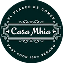 Casa Mhia 100% Vegano background