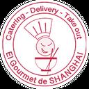 Gourmet de Shangai background